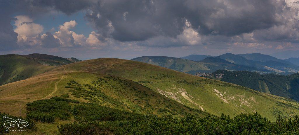 Wielka Fatra Góry na Słowacji