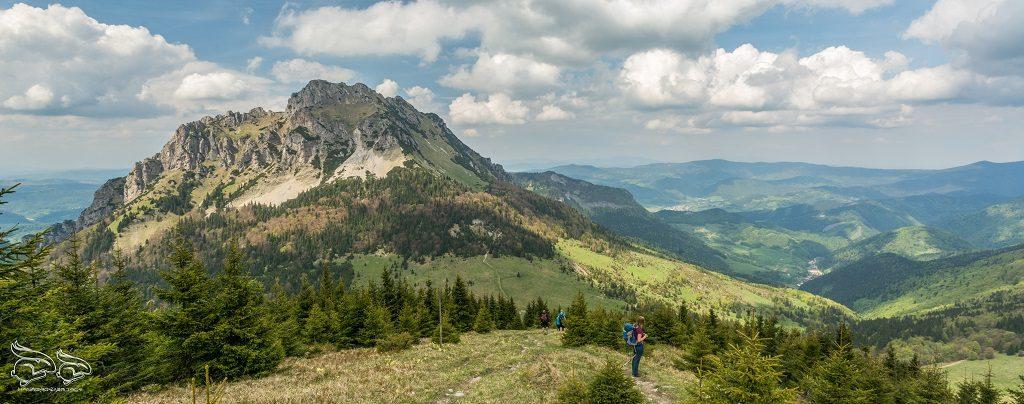 Stoh i Chleb - Góry na Słowacji