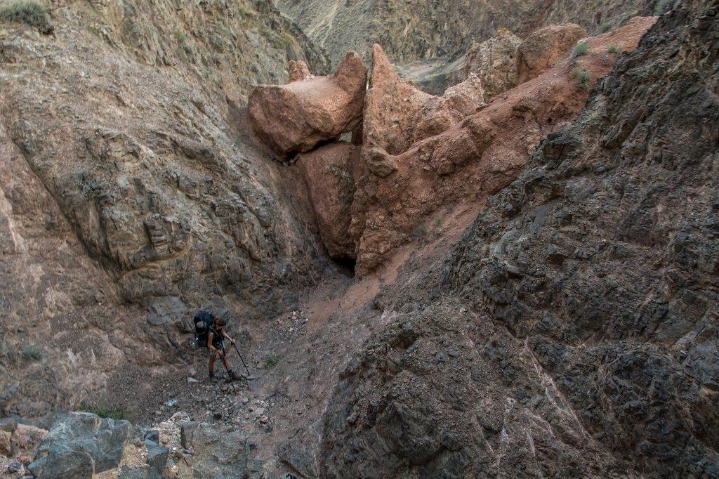 kanion szarynski szlak