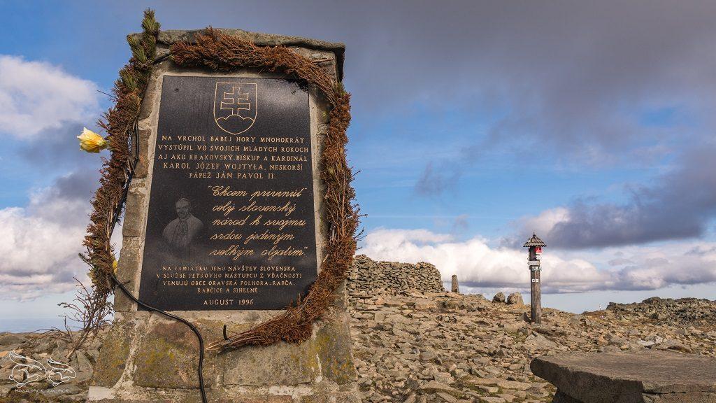 Babia Góra z Krowiarek