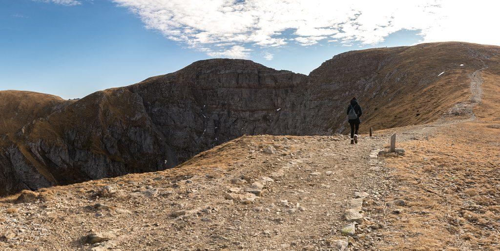 Czerwone Wierchy szlak z Kir