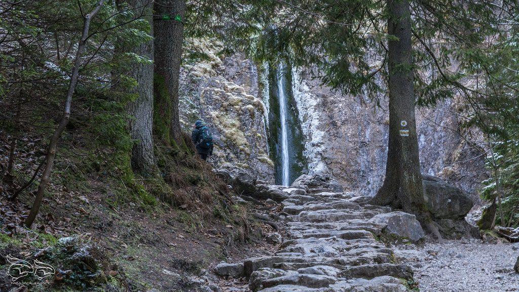 wodospad siklawica trasa