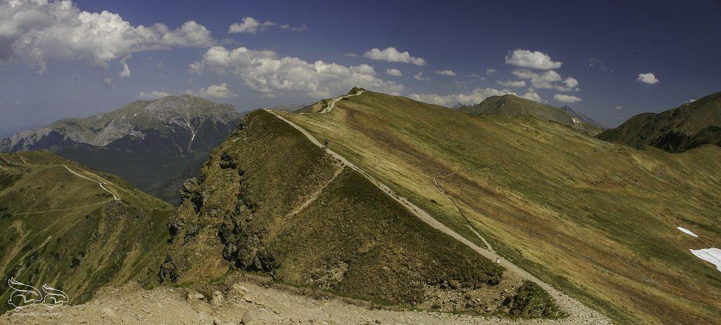 starorobociański panorama