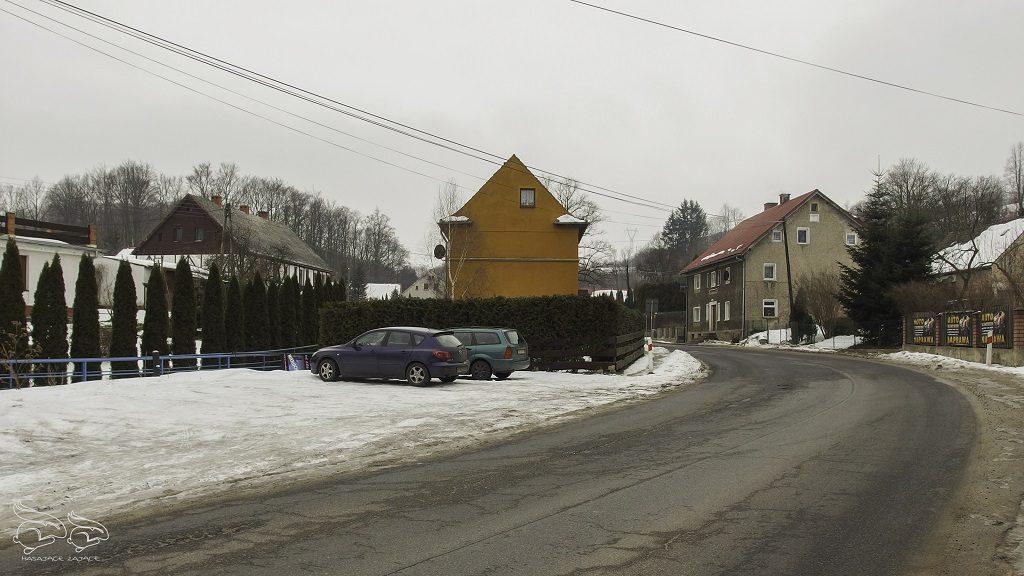 Trójgarb parking