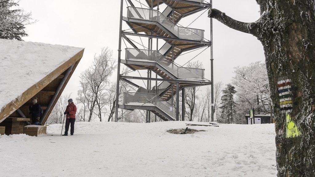 Trójgarb wieża