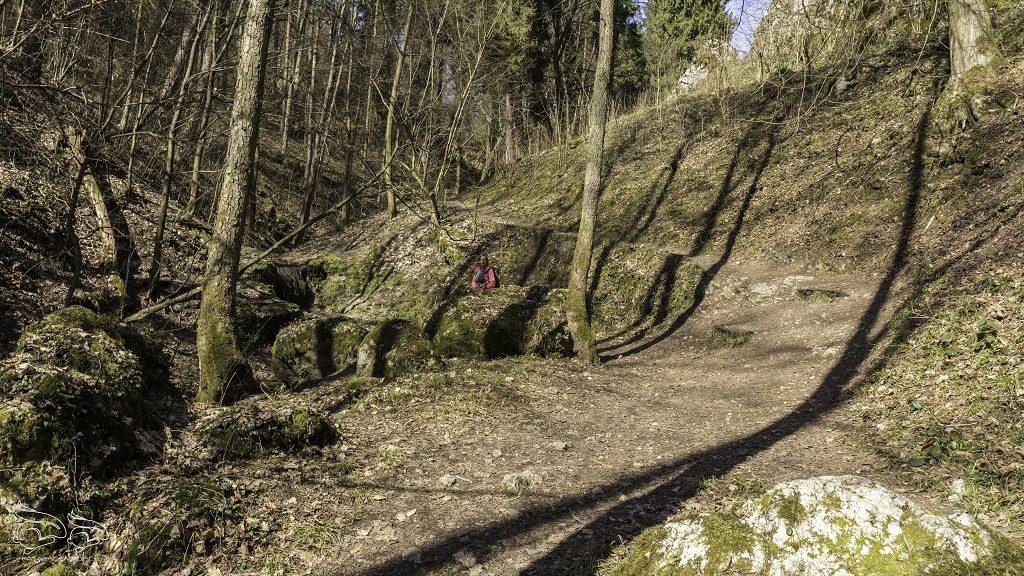 dolina bolechowicka wodospad