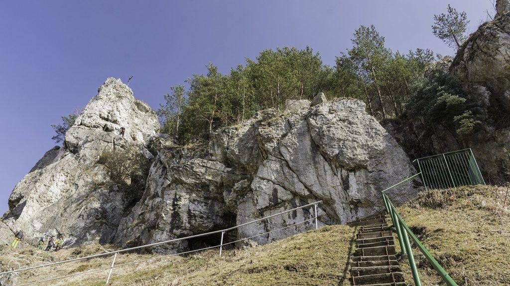 Dolina Kobylańska kapliczka