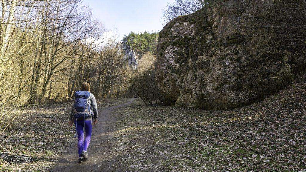 dolina kobylanska trasa