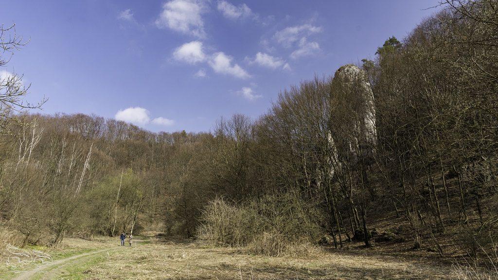 dolina kobylanska szlak