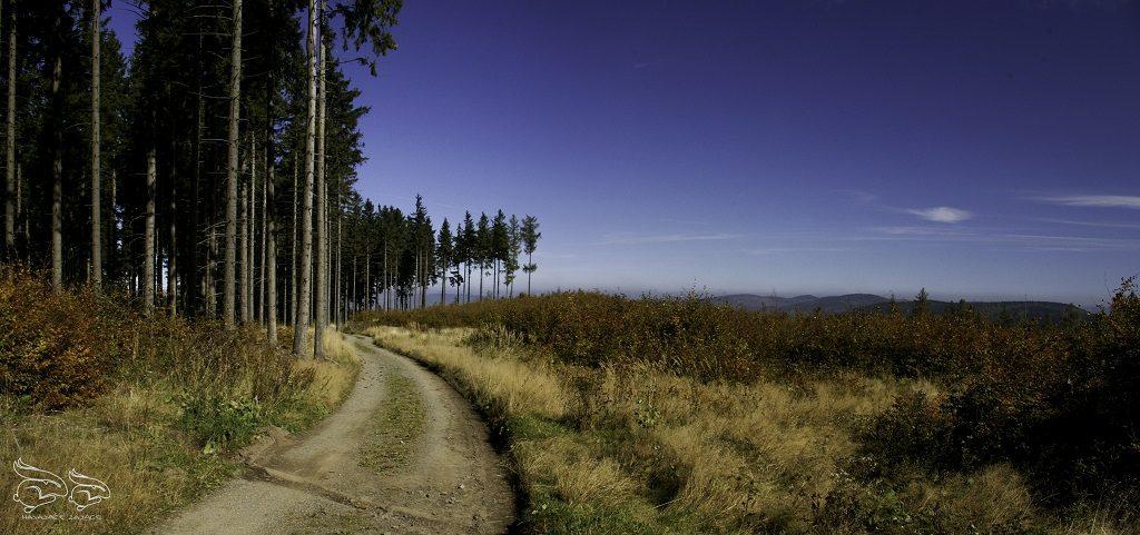 Wielka Kopa szlak - Rudawy Janowickie