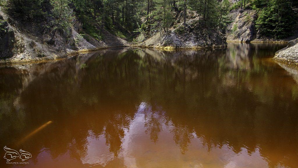 Purpurowe Jeziorko