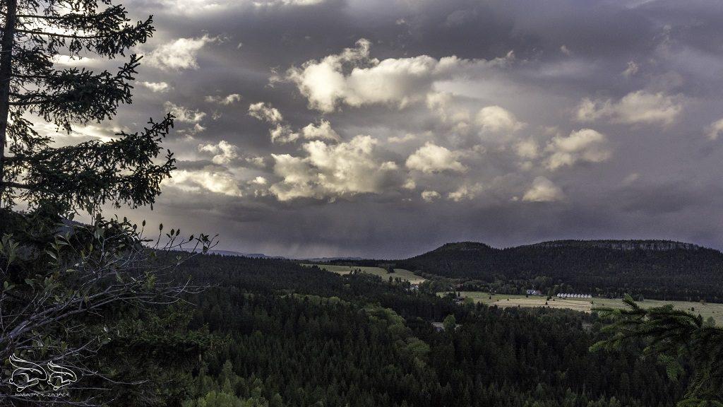 fort karola w górach stołowych