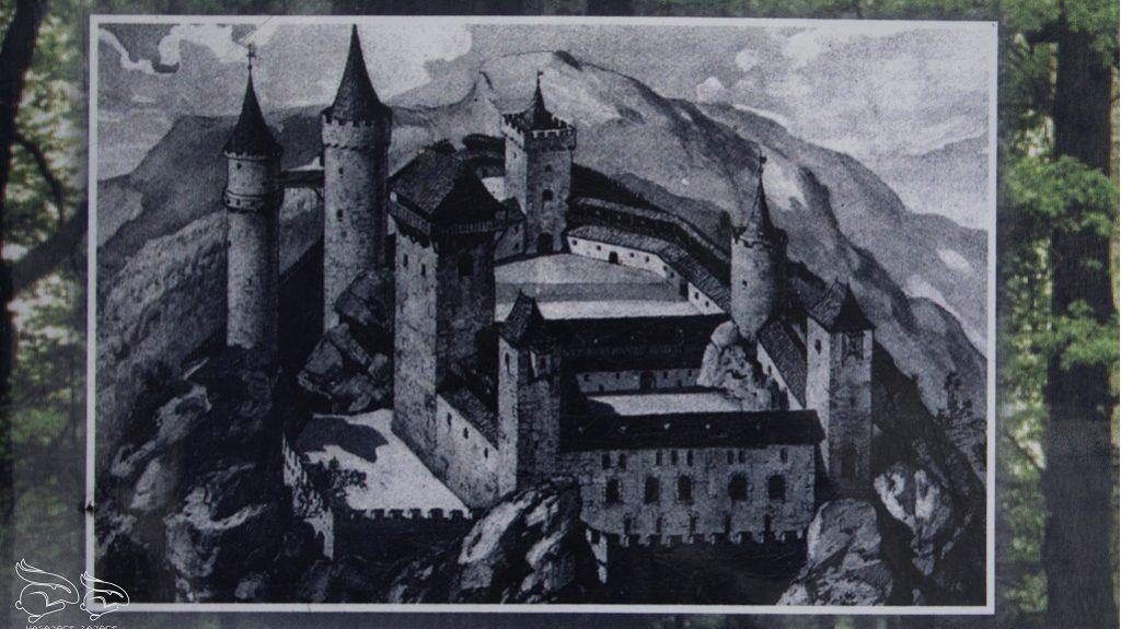 zamek bolczow