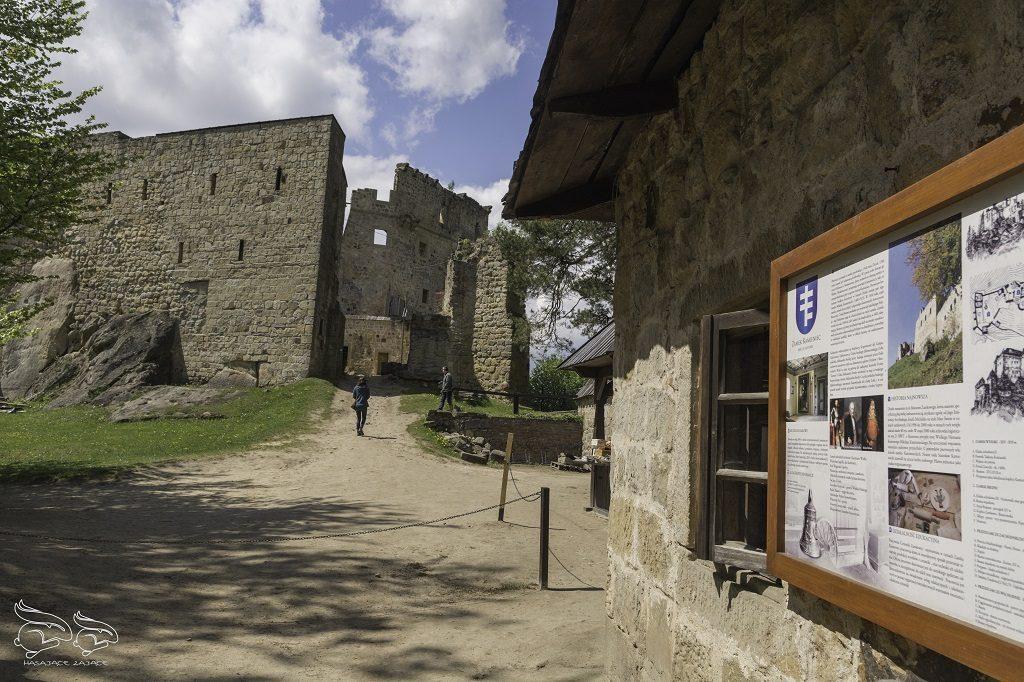 zamek odrzykoń