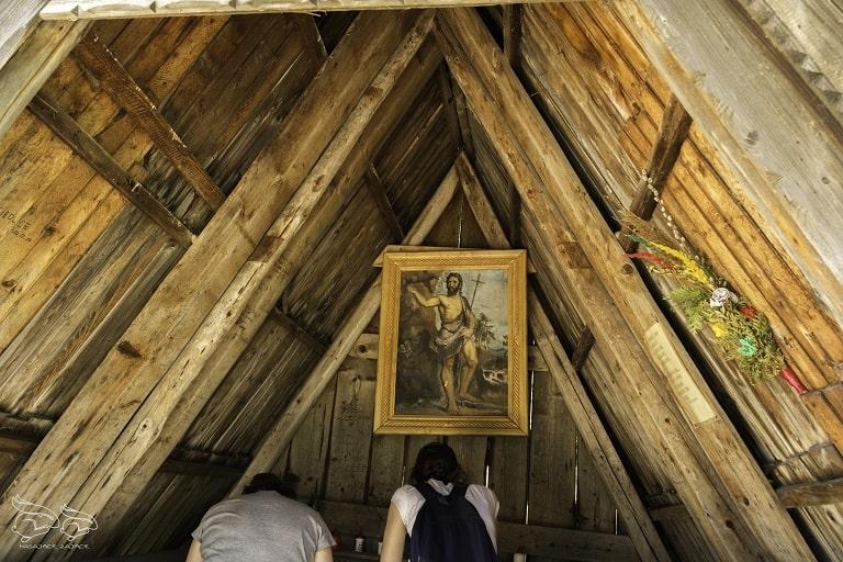 dolina chochołowska kaplica