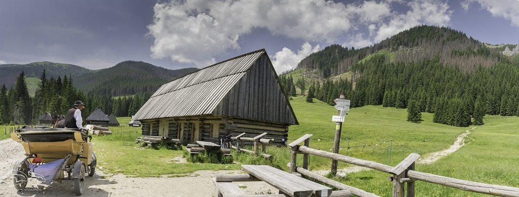 dolina chochołowska szlaki