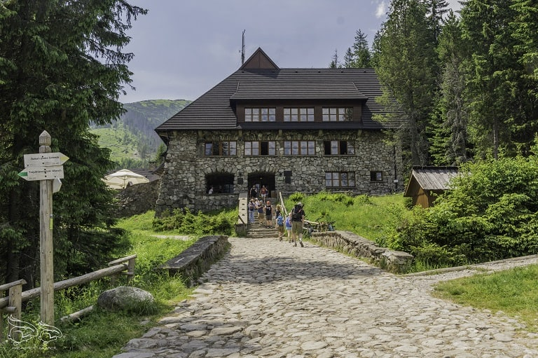 dolina chochołowska schronisko
