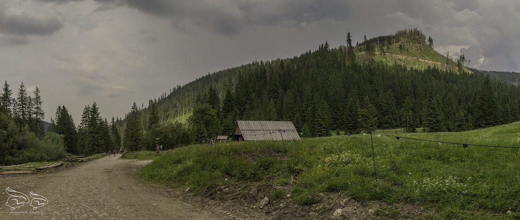 dolina chochołowska trasa