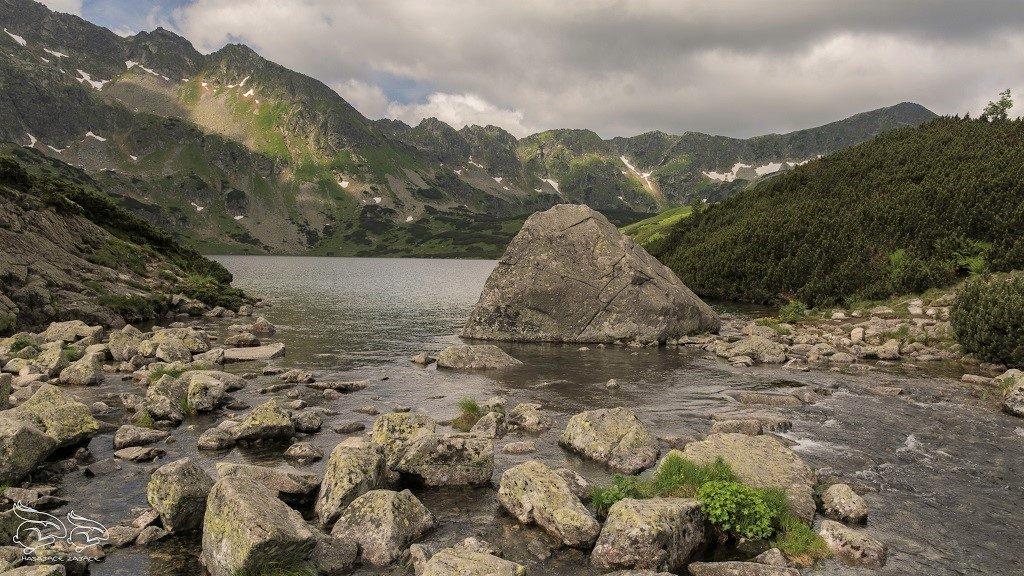 Dolina Pięciu Stawów - trasa na Szpiglasowy Wierch