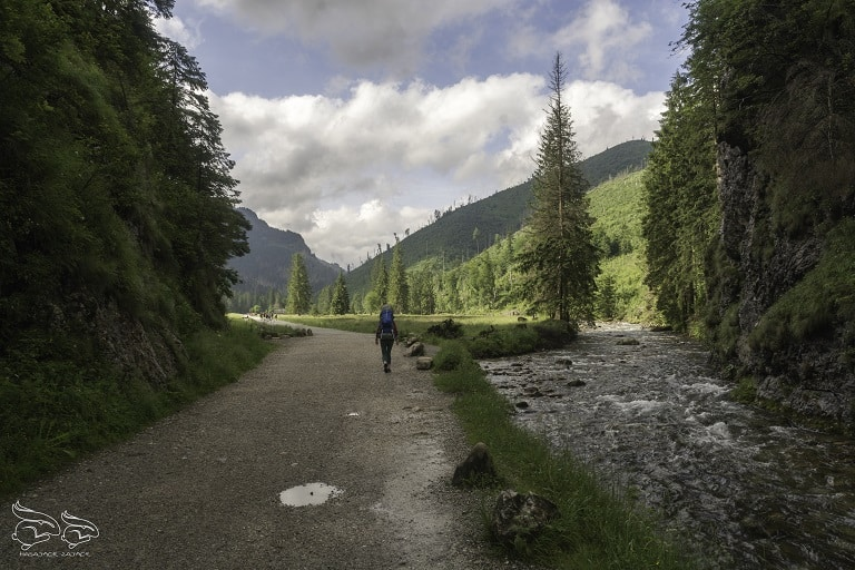 dolina kościeliska trasa