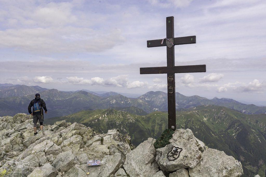 Krywań szczyt