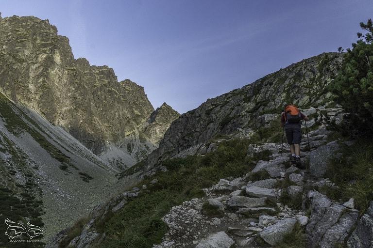 Koprowy Wierch trasa