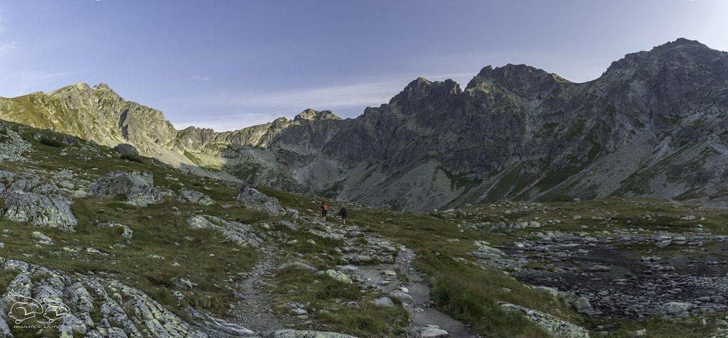 szlak na Koprowy Wierch
