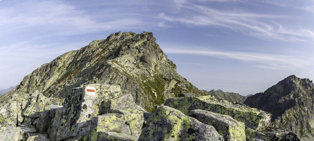 Koprowy Wierch szlak