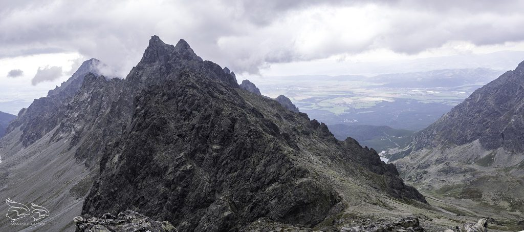 Mała Wysoka szczyt