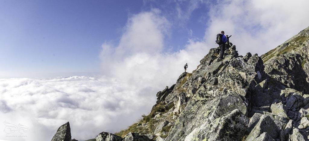 Sławkowski szczyt trasa