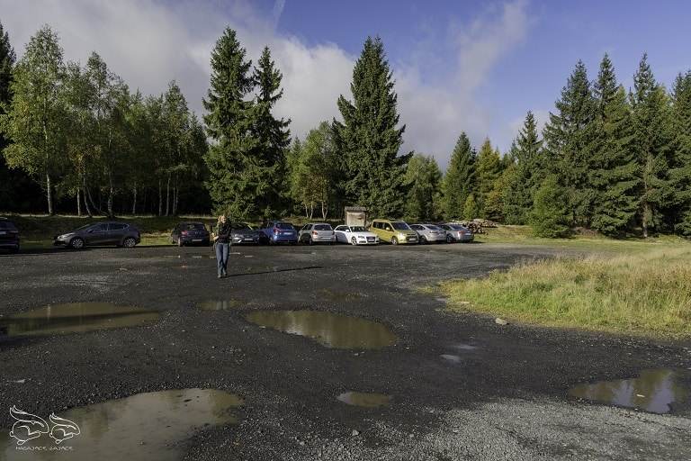 Wielka Kopa Parking