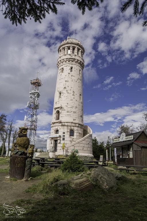 Wielka Sowa wieża