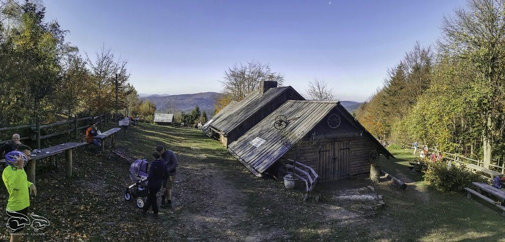 schronisko kudłacze na Lubomirze