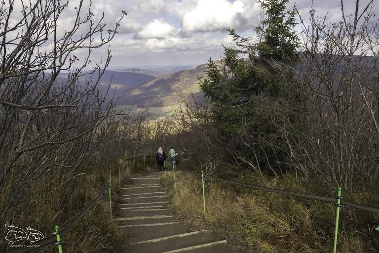 najciekawsze trasy turystyczne w bieszczadach