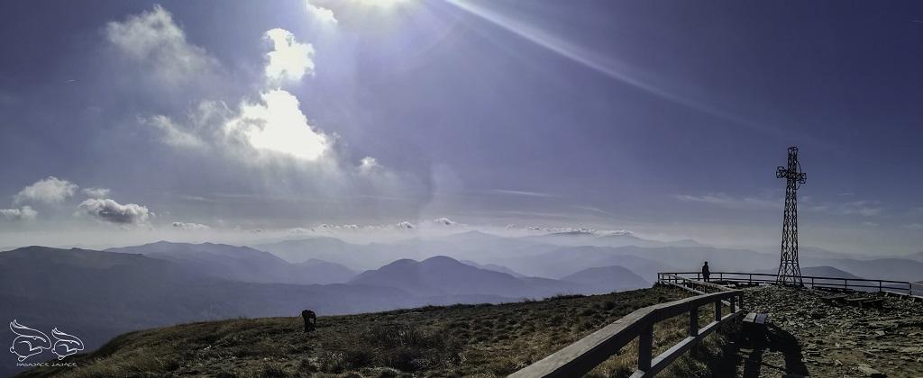 Tarnica - najwyższy szczyt Bieszczad