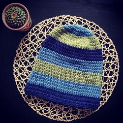 czapka na szydełku