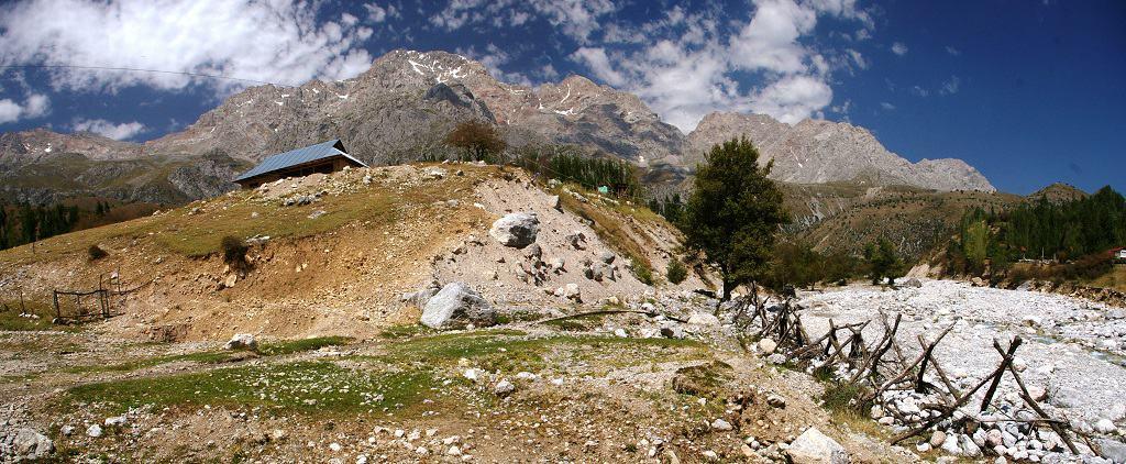 kirgistan gory