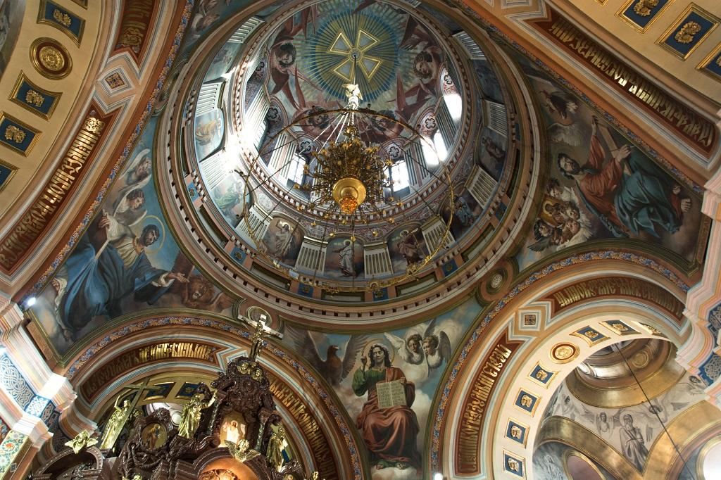 cerkwia w irkucku