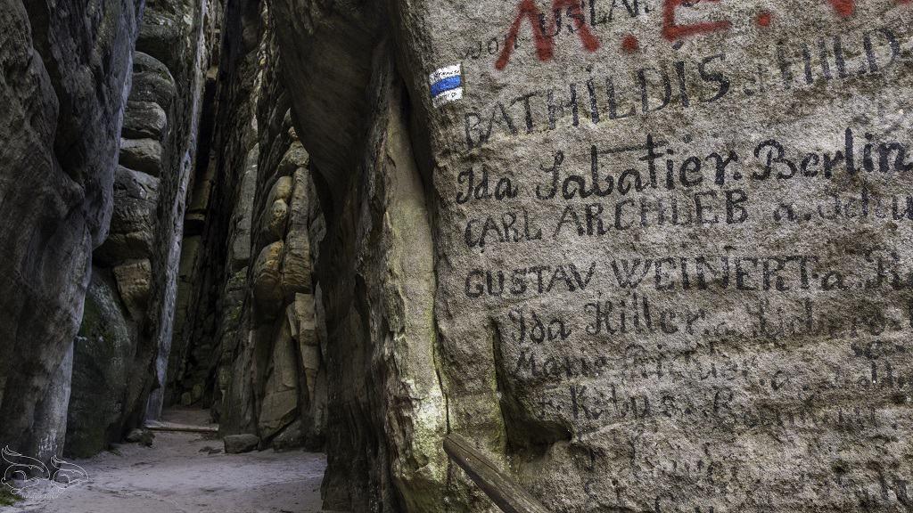 Czeskie Skalne Miasto Teplice