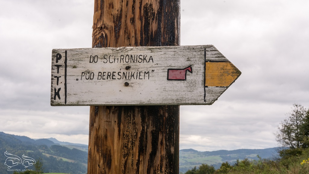 Bacówka pod Bereśnikiem