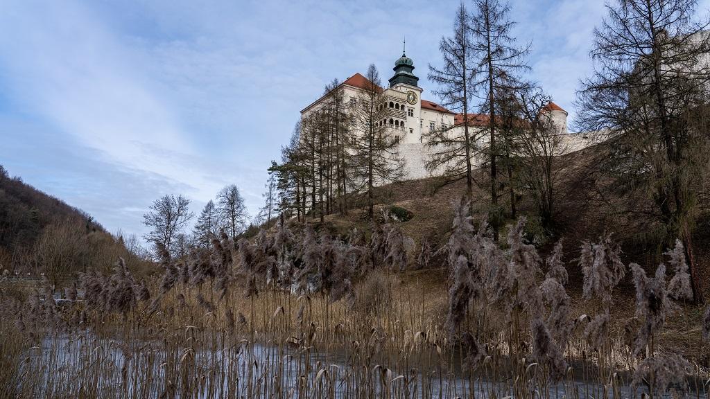 Zamek w Pieskowej Skale Ojców - OPN