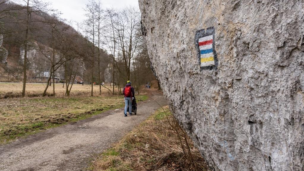 ojcowski park narodowy szlaki