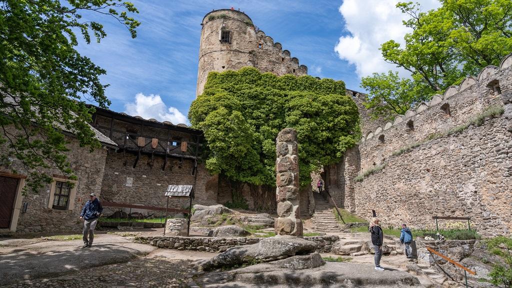 Zamek Chojnik - okolice Szklarskiej Poręby