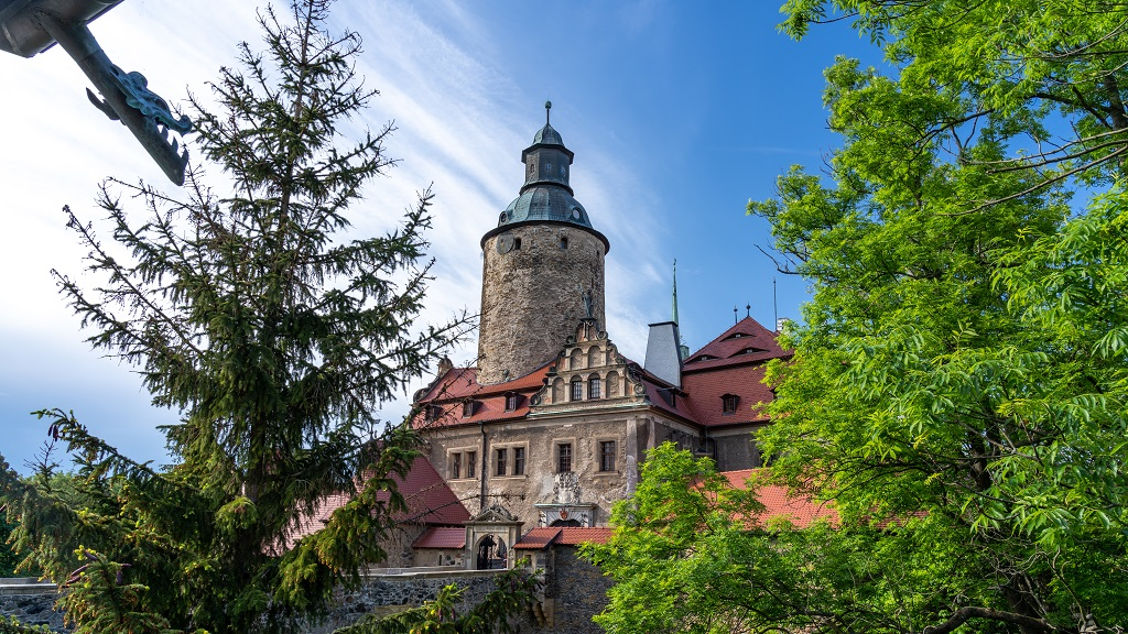Zamek Czocha zwiedzanie