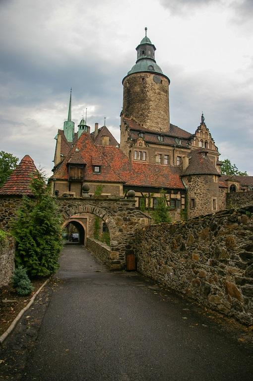 Zamek Czocha gdzie jest