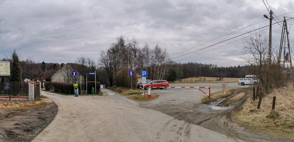 ojcowski park narodowy parking