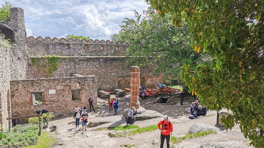 Zamek Chojnik zwiedzanie