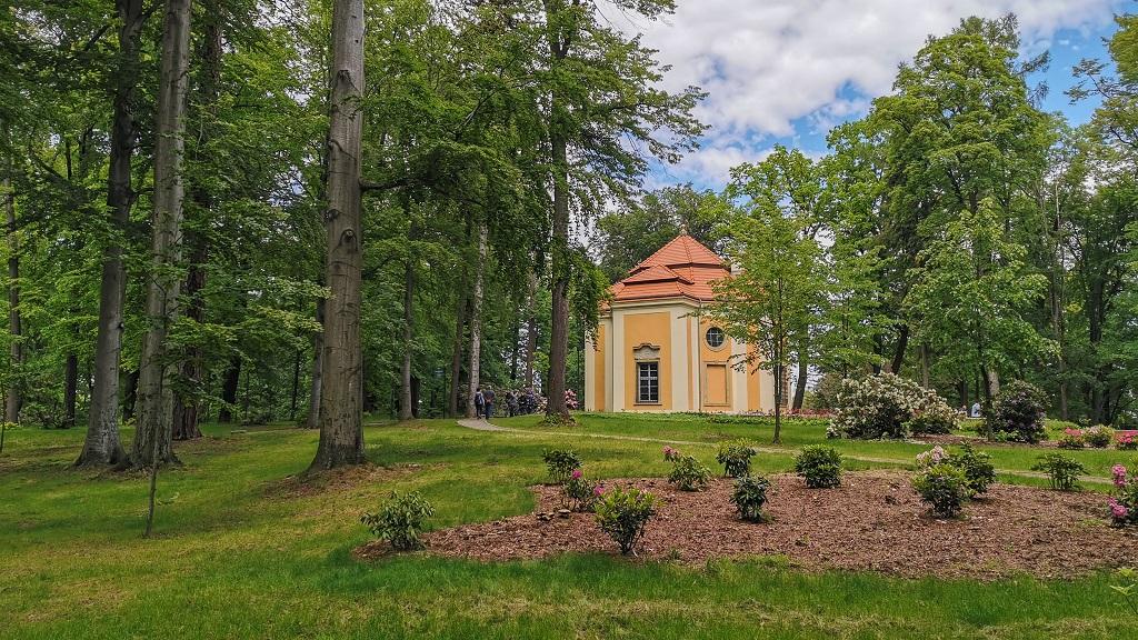 Mauzoleum Hochbergów przy Zamku Książ