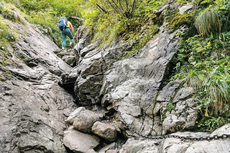 jaskinia mylna łańcuchy