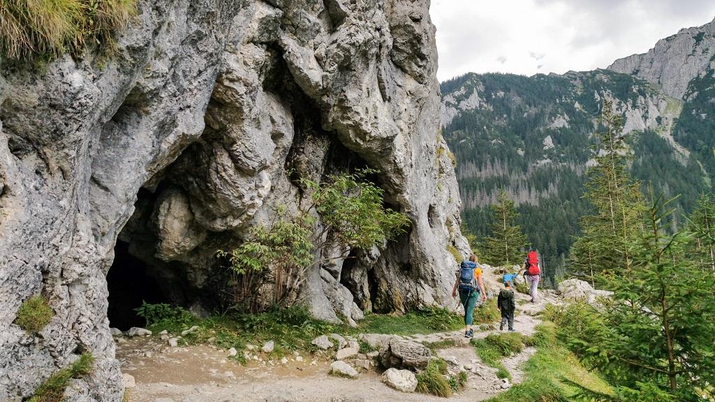 Jaskinia Obłazkowa